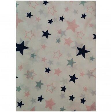 Комплект постели  2 частей Ankras STARS