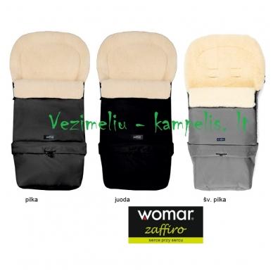 Vokelis-miegmaišis Womar Zaffiro Multi Arktic N20 18