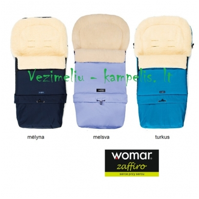 Конверт-спальный мешок Womar Zaffiro Multi Arktic N20 17