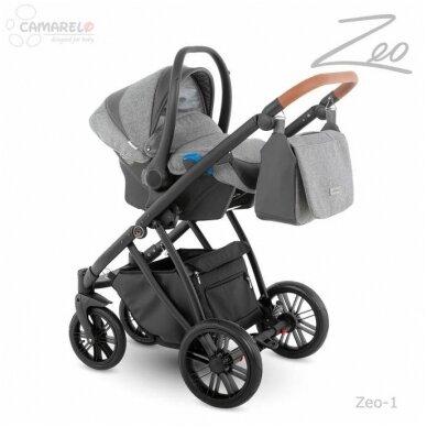 Vežimėlis Camarelo ZEO-01 4