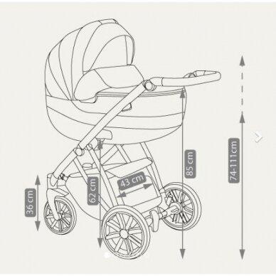 Коляска Camarelo ZEO-01