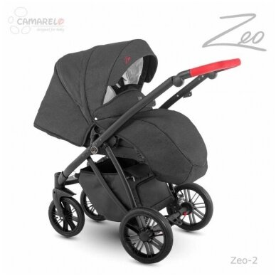 Коляска Camarelo ZEO-02 3