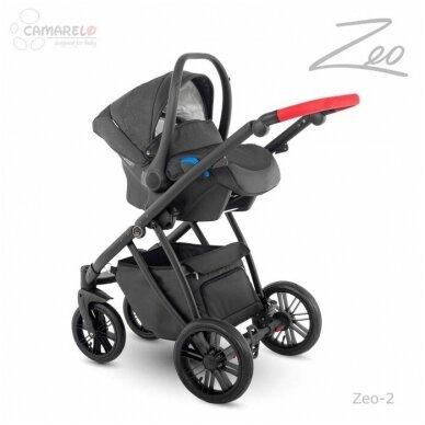 Коляска Camarelo ZEO-02 4