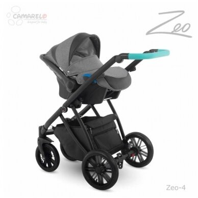 Vežimėlis Camarelo ZEO-04 4