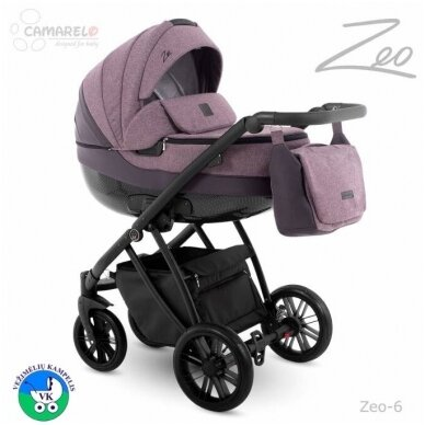 Vežimėlis Camarelo ZEO-06