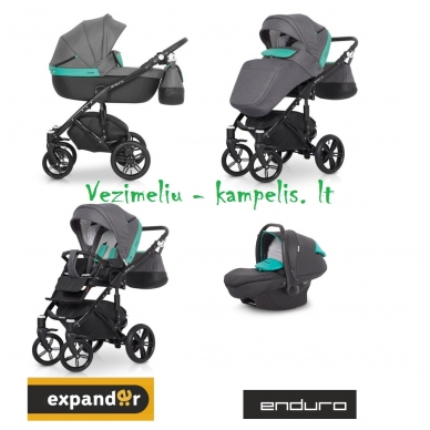 Vežimėlis Expander ENDURO
