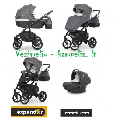 Vežimėlis Expander ENDURO 4