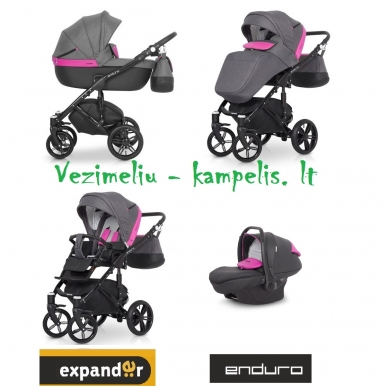 Коляска Expander ENDURO 7