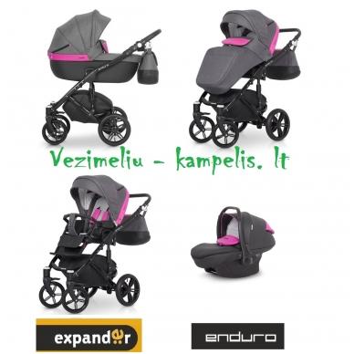Vežimėlis Expander ENDURO 7