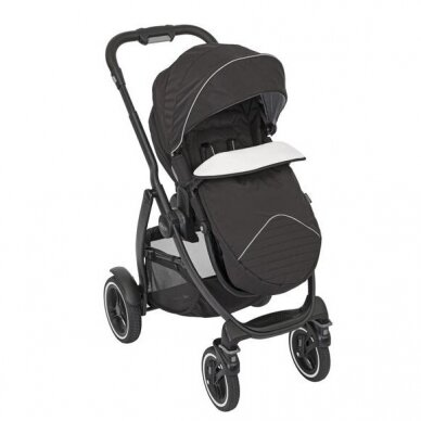 Коляска Graco EVO XT Black 2 в 1 4