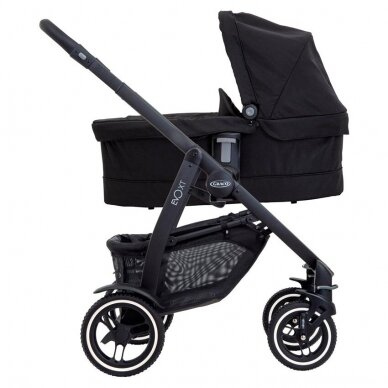 Коляска Graco EVO XT Black 2 в 1 2