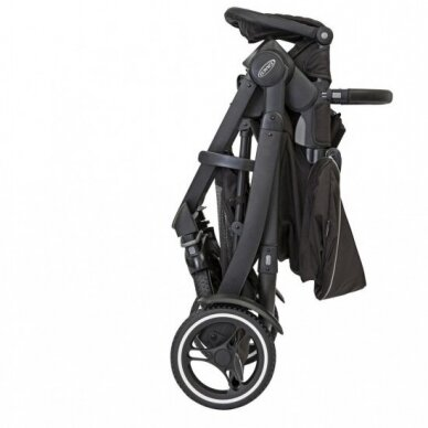 Коляска Graco EVO XT Black 2 в 1 9