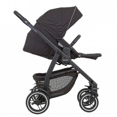 Коляска Graco EVO XT Black 2 в 1 6