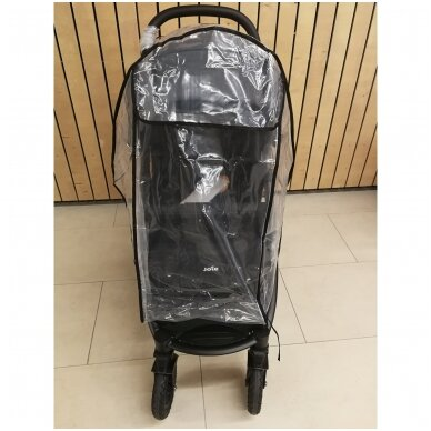 Vežimėlių apsauga nuo lietaus sportinukui 3
