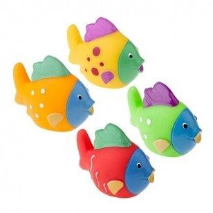 Игрушки в ванну TULLO 505, 4 шт.