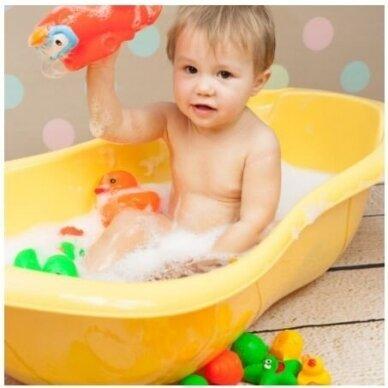 Игрушки в ванну TULLO 012, 4 шт. 2