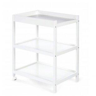 Пеленальный стол KLUPS EMMA White