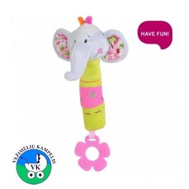 Žaislas cypsintis su kramtuku BabyOno 1193