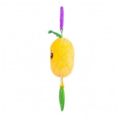Žaislas-pakabukas Ananasas 2