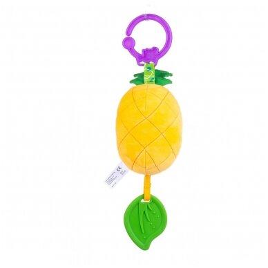 Žaislas-pakabukas Ananasas 3