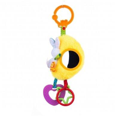 Žaislas-pakabukas Mėnulis su veidrodžiu 3